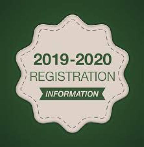 SVHS Registration Letter 2019-2020